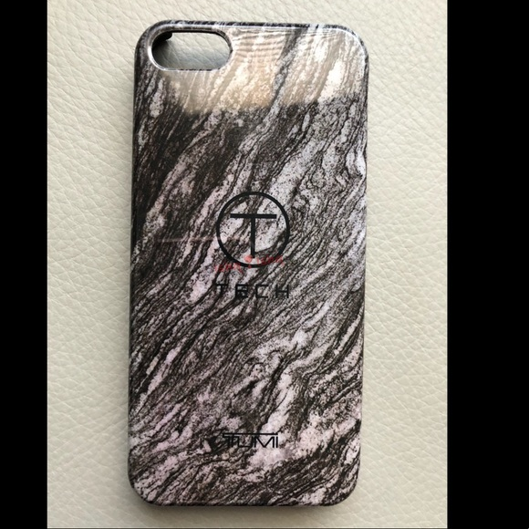 reputable site f679c 7a17d T-Tech TUMI Snap Case iPhone 5/5s SE GLOSSY GRAVEL